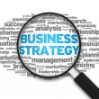 Stock Photo: Business Strategy
