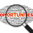 Opportunities — Stock Photo #12370026