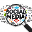 Social Media - Stock Photo