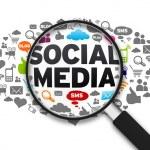 medios sociales — Foto de Stock   #12370051