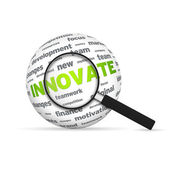 Innovate — Stock Photo