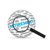 Retirement — Stock Photo