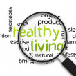 Healthy Living — Stockfoto