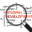 Personal Development - Foto de Stock