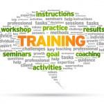 Training — Stock Vector