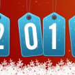 2013 New Year — Wideo stockowe