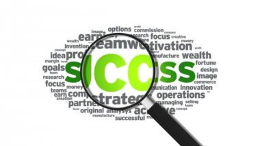 Success — Stock Video