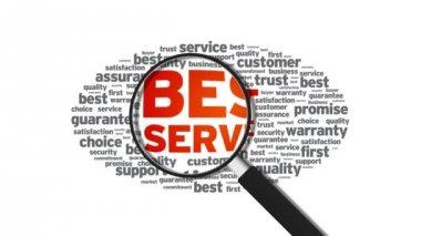 Best Service — Stock Video