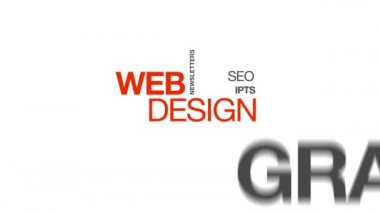 design web — Vídeo Stock #14809533