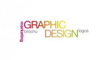 Graphic Design — Video Stock