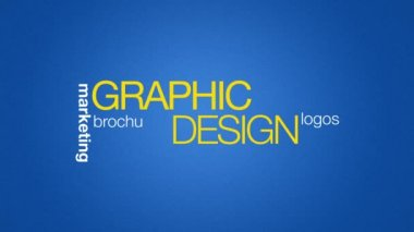 Graphic Design — Stock Video #15418521