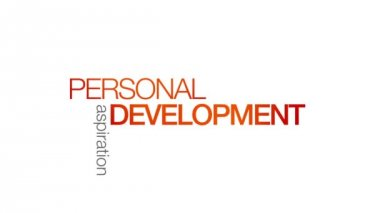 Personal Development — Stock Video