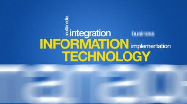 Information Technology — Stock Video