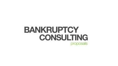 Bankruptcy Consulting — Stock Video