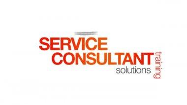 Service Consultant — Stock Video