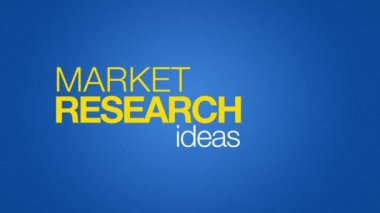 Market Research — Stock Video