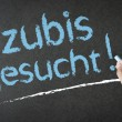 Azubis Gesucht! — Stock Photo