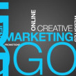 Marketing word cloud Animation — Stock Video