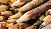 Wooden Pencil — Stock Photo