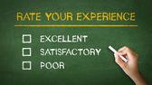 Stem op uw ervaring — Stockfoto