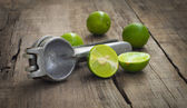 Lime Press — Stock Photo