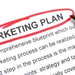 Marketing Plan — Stock Photo