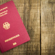 Stock Photo: EuropePassport