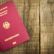 European Passport — Stock Photo