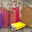 Shopping Bags — Vídeo de stock