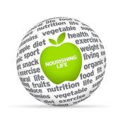 Nourishing Life — Zdjęcie stockowe