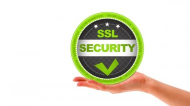 SSL Security — Stock Video