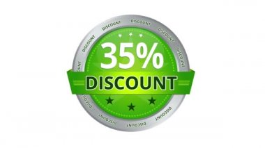 35 percent Discount — Video Stock