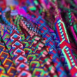 Colorful Garments — Stock Video