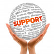 Support — Stock Photo #9871979