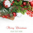 Merry Christmas background — Foto de Stock