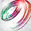 Abstract swirl background — Stock Photo