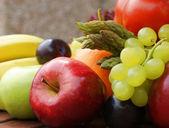 Frutta e verdura — Foto Stock