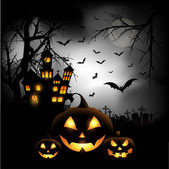 Halloween fond — Photo