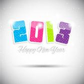 Feliz año nuevo fondo — Foto de Stock