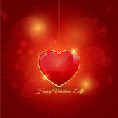 Valentines Day background — Стоковое фото