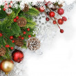 Christmas background — Stock Photo #33471345
