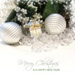 Merry Christmas background — Foto Stock