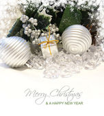 Merry Christmas background — Stockfoto