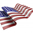 American flag — Stock Photo #36408707