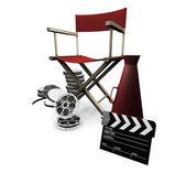 Elementi del film — Foto Stock