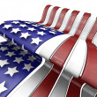 American flag — Stock Photo #36410043