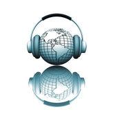 World music — Стоковое фото