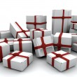 Gift boxes — Stock Photo #36891319
