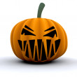 Scary pumpkin — Stock Photo #36891335