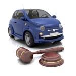 Car auction — Stock Photo #36892195